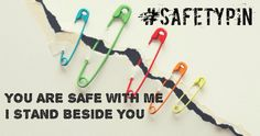 Wearing a #SafetyPin is a Symbol of Solidarity for Those Opposed to Trumpism and Hate