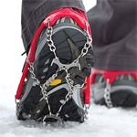 Both Yaktrax and MICROspikes tout themselves as superior traction devices that keep you upright on snow and ice. Which product should you buy for winter running? Outside's Winter Warrior weighs in. Winter Running, Snow And Ice, Baby Car Seats, Fitness Motivation, Health Fitness, Clothing, Stuff To Buy, Inspiration, Voyage
