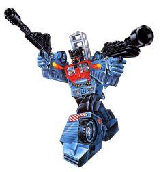 Botch's Transformers Box Art Archive - 1986Autobots