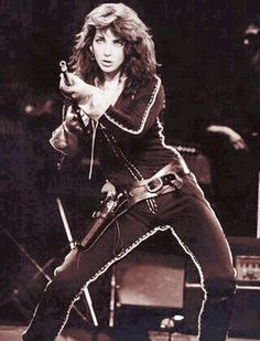 """Kate Bush performing 'James And The Cold Gun' during the """"Tour Of Life"""", 1979 Rock Roll, Pop Punk, Hounds Of Love, Women Of Rock, Female Singers, Celebs, Celebrities, Music Love, Record Producer"""