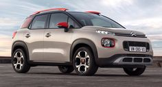 Citroen Reveals Funky New C3 Aircross Small Crossover [129 Photos & Videos] #Citroen #Citroen_C3_Aircross