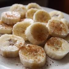 Air Fryer Cinnamon Bananas