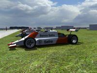 Fórmula 2 Codasur em 1985. A categoria de nível continental no seu regulamento se assemelhava as categorias de F3, mas grande parte do carro foi fabricado em nosso continente.   Desenho digital dos F2 CODASUR