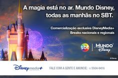 Disney e SBT fazem parceria para exibição de conteúdo na TV aberta - Blue Bus
