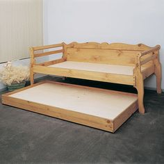 Daybed Construction Plans