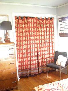 Indian Curtains For Closet Doors