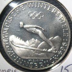 1964 Austria Innsbruck Winter Olympic Games 50 by RogerVarouj