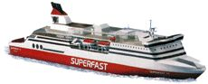 SUPERFAST FERRIES  SUPER OFFER for Camper/Caravan owners and their family - SUPER OFFERS for Families