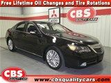 2011 Acura RL For Sale in Durham JH4KB2F6XBC000310