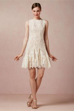Anna Sui Wedding Dresses Francie Organza Dress by Anna