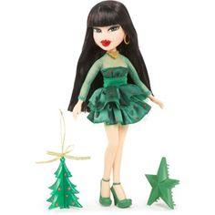 Bratz Seasonal Doll, Holiday Jade
