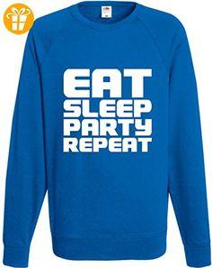 Rutmerch Herren Sweatshirt schwarz schwarz One size Gr. Medium, blau (*Partner-Link)
