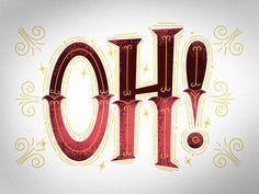Oh! by Hylton Warburton
