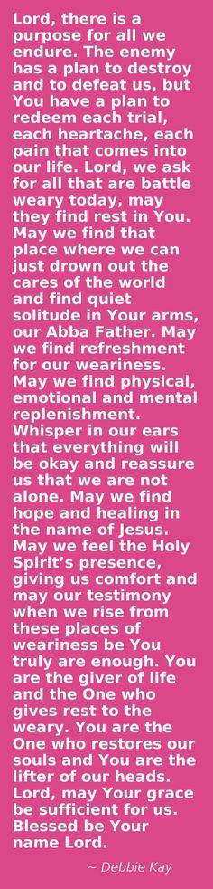 awesome prayer by aprilrwilson7