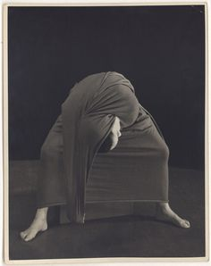 Martha Graham, Lamentation.