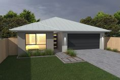 Costa Home Designs  Sunshine Coast Home Builders  ABODE172 Classic Facade