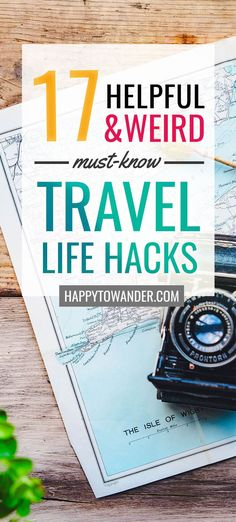 Genius, unconventional travel hacks every traveller needs to save. These are super handy travel tips that will save you on your next trip. #travel #travelhacks #traveltips