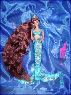 Mejores 9 Imagenes De Barbie Sirenas En Pinterest Barbie Dolls