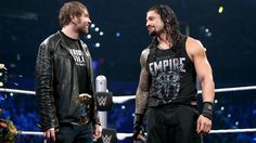 """SmackDown 1/28/16: """"The Highlight Reel"""" with special guests Dean Ambrose & Roman Reigns"""