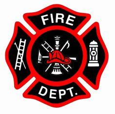 Fireman Bage New Red Hat Cut Free Images At Clker Com Vector Clip