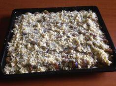 Pflaumenkuchen mit Streusel und herrlichem Hefeteig