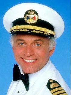 Gavin MacLeod aka Captain Stubing (The Love Boat) born February 1931 Julie Mccoy, Mooresville Indiana, Gavin Macleod, Mchale's Navy, Family Tv, Love Boat, Travel Log, Tv Guide, Travel