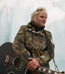 Mike Peters one of the founders of our charity this month, Love Hope Strength! They save lives by turning concerts into life saving events!