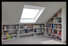 Werkkamer op zolder in Breda -