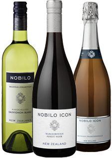 Nobilo Sav Blanc, my favorite wine!!