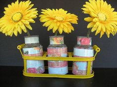 My Yellow Valentine by Linda Buck on Etsy