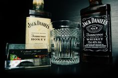 Jack Daniels Honey & Jack Daniels no7