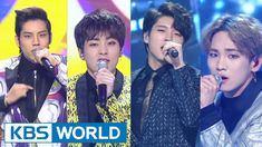 Toheart & XIUMIN & DongWoo - Tell Me Why / Delicious [Music Bank K-Chart...