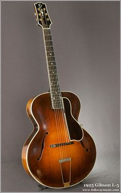1925 Gibson L-5