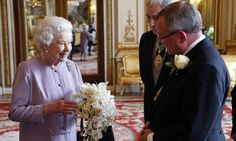 Replica Bouquet created ahead of the 60th Anniversary of Coronation  Photo: Getty Images