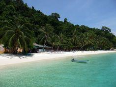 Pulau Perhantian Besar, Maleisië