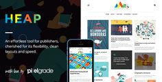 Discount Deals HEAP - A Snappy Responsive WordPress Blog ThemeThis site is will advise you where to buy