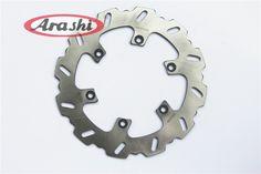Arashi 2PCS Front Brake Discs Brake Rotors For YAMAHA 350 RD LC 500 XJ 600 FZ 750 XV750 XV VIRAGO 1100 Disc Left and Right  #Affiliate