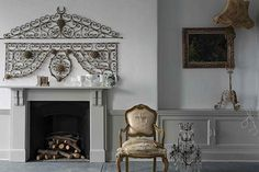 Purbeck Stone. Farrow and Ball colours. Farrow and Ball colours - House & Garden's guide to choosing the most stylish paints from the Farrow and Ball collection. Farrow and Ball paint. Luxury paints