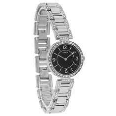 Timex Starlight Collection Ladies Crystal Quartz Watch T2P416 -- Check out the watch by visiting the link.