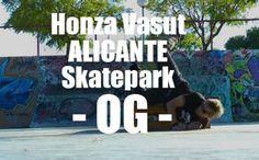 Honza Vasut - Alicante Skatepark OG