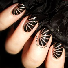 Black satin from Chanel is with out a doubt one of the best black nail polishes ever! Description from adornedclaw.com. I searched for this on bing.com/images
