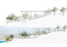 Primer Lugar en Concurso de anteproyecto Plaza de Mercado de Nuevo Gramalote…