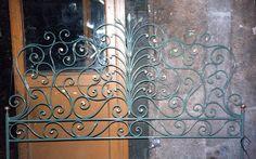 Ditta Brogani Maurizio. Lavori in ferro battuto e restauri in ferro, ottone…