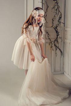 037092cf2 249 mejores imágenes de vestidos de comunion en 2019 | Children ...