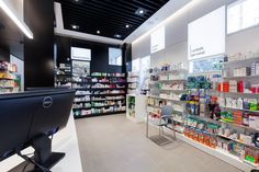Farmacia María Calleja, Portugalete - Enrique Polo Estudio