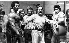 Bodybuilding According To Joe Weider: Science Or Marketing Hype? Joe Weider, Bodybuilder, Pyramid Training, Famous Legends, Fitness Icon, Compound Exercises, Different Exercises, Arnold Schwarzenegger, Muscle Groups