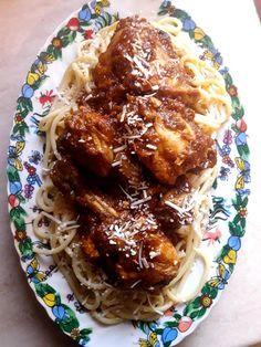 Κερκυραϊκή Παστιτσάδα!!! ~ ΜΑΓΕΙΡΙΚΗ ΚΑΙ ΣΥΝΤΑΓΕΣ 2 Greek Recipes, Poultry, Meat, Chicken, Cooking, Ethnic Recipes, Food, Gardening, Essen
