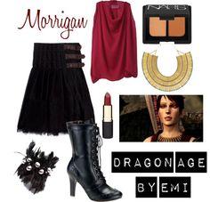 """Dragon Age - Morrigan"" by emi-watson on Polyvore"