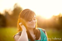 Amazing backlighting tutorial! How to shoot in full sun and some post processing tips.