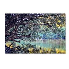 'A Place to Dream' by Beata Czyzowska Young Photographic Print on Wrapped Canvas